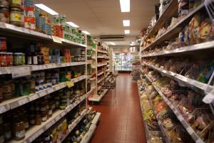 Oosterse supermarkt Toko Rinus